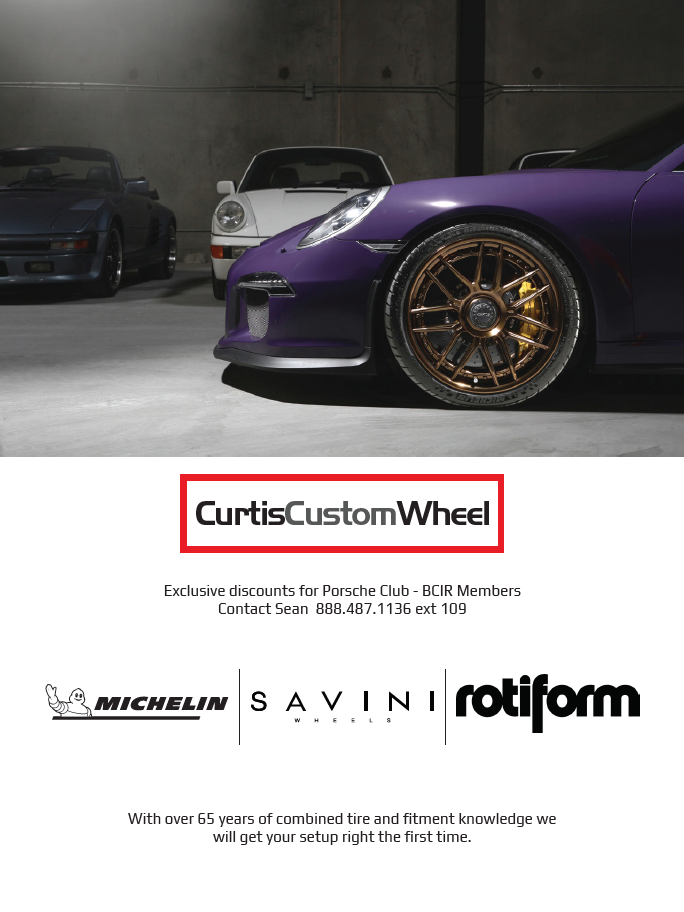 Curtis Custom Wheel