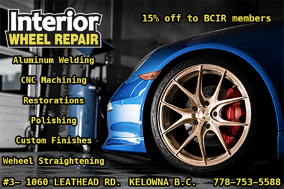 Interior Wheel Repair
